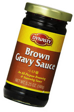 Dynasty Brown Gravy Sauce, 5.25 Ounce (Pack of 12)