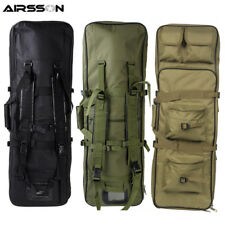 Gun Tactical Rifle Bag Case Ncstar Double Carbine Hunting Pack Weapons Soft New