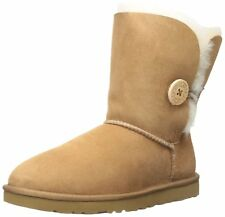 UGG Womens Bailey Button Boot Chestnut 5803