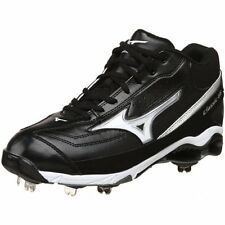 Mizuno 320379 Mens 9-Spike Classic G6 Mid Switch Baseball Cleat