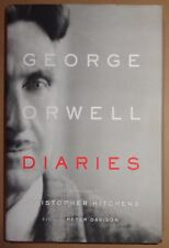 George Orwell Diaries, edited by Peter Davison. Hardcover, first edition 2012