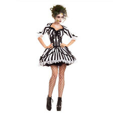 Sexy Bugjuice Babe Costume Miss Beetlejuice Crazy Spirit Psycho Halloween Party