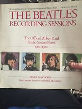 The Beatles Recording Sessions: The Official Abbey Road Studio Session Notes 196