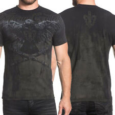 Xtreme Couture Darkside Crow Raven Branches MMA UFC Mens T-Shirt Black NEW S-3XL