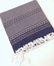Winter Designer Shemagh Scarf Luxury Quality Thick Woven Arab Military Grade New
