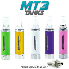 Clearomizer MT3 Tank Replacement with Extra Coil
