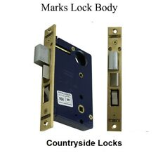 MARKS 22AC MORTISE LOCK BODY FOR ORNAMENTAL IRON GATES