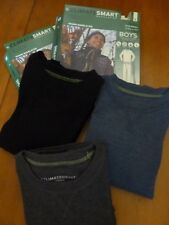 $26 BOYS CUDDL DUDS THERMAL 2-PC SET L/S CREW NECK & PANT