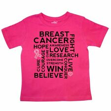 Inktastic Breast Cancer Awareness Month Saying Toddler T-Shirt Support Sayings