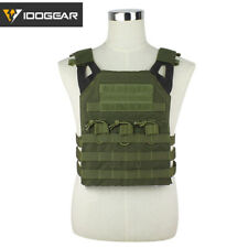 EMERSON JPC Plate Carrier Vest Airsoft Tactical Hunting Gear MOLLE Camo EM7344