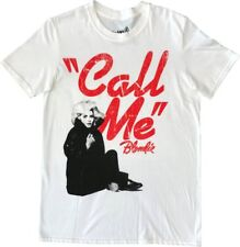 Blondie Call Me Unisex Official T Shirt Brand New Various Sizes
