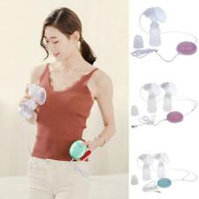 New Electric Breast Pump Single/Double Breastpump Baby Infant Bottle Feeding