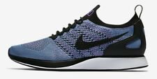 Nike AIR ZOOM MARIAH FLYKNIT RACER MEN'S SHOE Violet/Blue-Size US 8.5,9,9.5 Or10