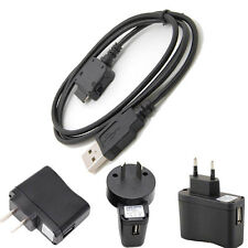 USB Wall Battery Charger power adapter data CABLE forHP iPAQ hx2410/hx2415_su