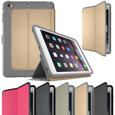 Hybrid Magnetic Leather Smart Stand Protector Case Cover For iPad Mini 1 2 3 4