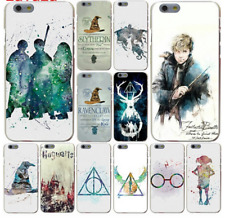Harry Potter Watercolors Hard Case for iphone 4 4s 5c 5s 5 SE 6 6s 6/7/8