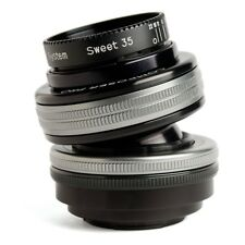 NEW LENSBABY COMPOSER PRO II WITH SWEET 35 OPTIC FOR CANON EF