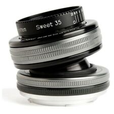 NEW LENSBABY COMPOSER PRO II WITH SWEET 35 OPTIC FOR NIKON F