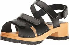 swedish hasbeens 121001 Womens Tracta Flat Sandal /- Choose SZ/Color.