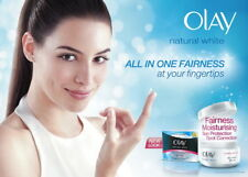 Olay Natural White all in one fairness day cream And Night cream