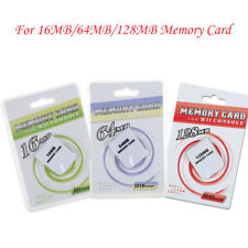 16MB 64MB 128MB Memory Card for Nintendo Gamecube Wii Console NGC GC New