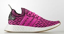 adidas Originals NMD_R2 PK MEN'S SHOES Shock Pink/Black- Size US 9, 10, 11 Or 13
