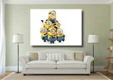 Despicable Me Minions Movie Poster Large Wall Art Print - A0 A1 A2 A3 A4