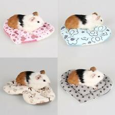 Heart Hamster Mat Warm Cage Bedding for Small Pet Squirrel Guinea Pig Bird Bunny