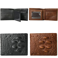 Mens Luxury Quality PU Leather Wallet Credit Card Holder Purse