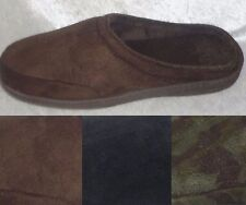 Stafford Mens Slippers Memory Foam velour cover indor outdoor size M L XL NEW