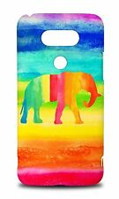 AFRICAN TRIBAL AZTEC ELEPHANT #39 HARD CASE COVER FOR LG G5