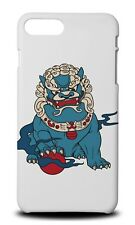 CHINESE LION HARD CASE COVER FOR APPLE IPHONE 8 PLUS