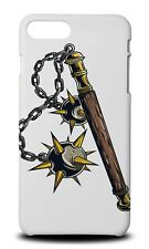 WEAPONS DRAWING MACE HARD CASE COVER FOR APPLE IPHONE 8 PLUS