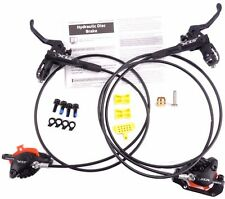 Shimano SLX M7000 Hydraulic Disk Brake MTB Front & Rear Set 1000mm/1600mm