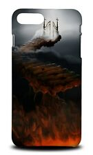 STAIRCASE TO HEAVEN HARD CASE COVER FOR APPLE IPHONE 8 PLUS