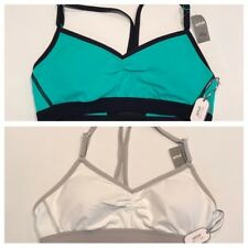 NWT AERIE Play Mesh Back Sports Bras Sz M-L-XL  Assorted Colors Available