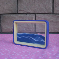 Floating Oil Liquid Motion Timer Hourglass 3D Visual Sand Drawing Relief Toy