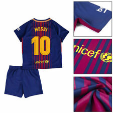 New Fashion Kids Football Soccer Jersey Kids Short Sleeved Suit Children Youth