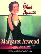 Margaret Atwood - The Blind Assassin (4 x Cassette Audio Book) Lorelei King