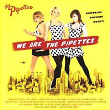 We Are The Pipettes - The Pipettes - CD - Used
