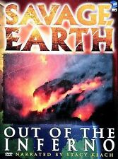 Savage Earth - Out of the Inferno (DVD, 2007, Slim Case) Stacy Keach