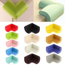 10 X Baby Safety Table Desk Edge Corner Cushion Guard Soft Bumper Protector New