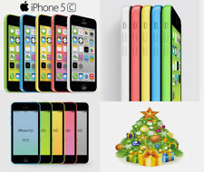 Original Unlocked Apple iPhone 5C iOS Dual Core 8GB/16GB/32GB 8MP Cell Phone