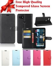 Google Pixel 2 2 XL Phone Mobile Case Cover, Wallet Flip + Free Screen Protector