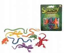 STRETCHY CREATURES - CR71 CHOOSE FROM SNAKES, LIZARDS OR FROGS FUN KIDS TOYS