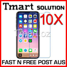 Tempered Glass & Clear & Matte Anti Glare LCD Screen Protector Guard iPhone X