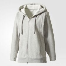 adidas by Stella McCartney ESSENTIALS WOMEN'S HOODIE Grey Heather- XS, S, M Or L