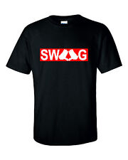 SWAG  T shirt DOPE / MICKEY HAND/ SIMPSONS HOMERS HOMIES OBEY