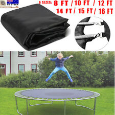 Replacement Trampoline Mat Spring Round Spare Backyard Outdoor Foot Parts 8-16ft