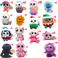 """2017 3.2"""" Ty Beanie Boos Soft Plush Stuffed Animals Toys With tag Animals Toys"""